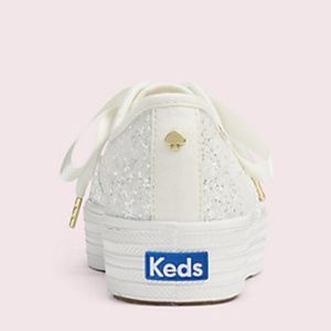 Keds Kate Spade New York Triple Glitter Sneakers